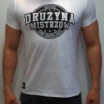 """T-shirt DM """"Mens Sana"""" biały"""