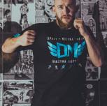 """T-shirt DM """"TCM"""" blue"""