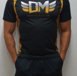 "T-shirt DM gym ""Master"""