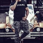 "T-shirt JP ""FIRMA JP"" black"
