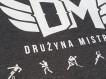 """Bluza DM """"TCM"""" grafit"""